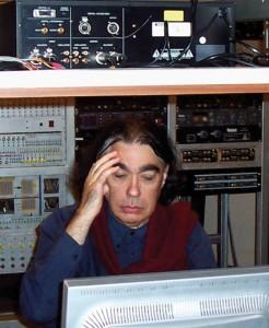 Compozitorul Iancu Dumitrescu