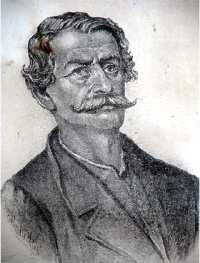 Ultimul portret al lui Avram Iancu