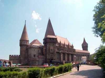 Castelul Huniazilor - Hunedoara